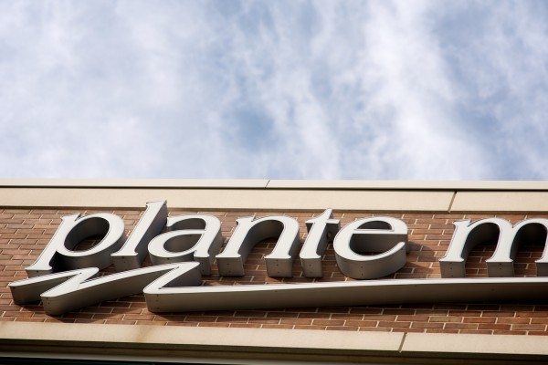Plante Moran custom wall sign